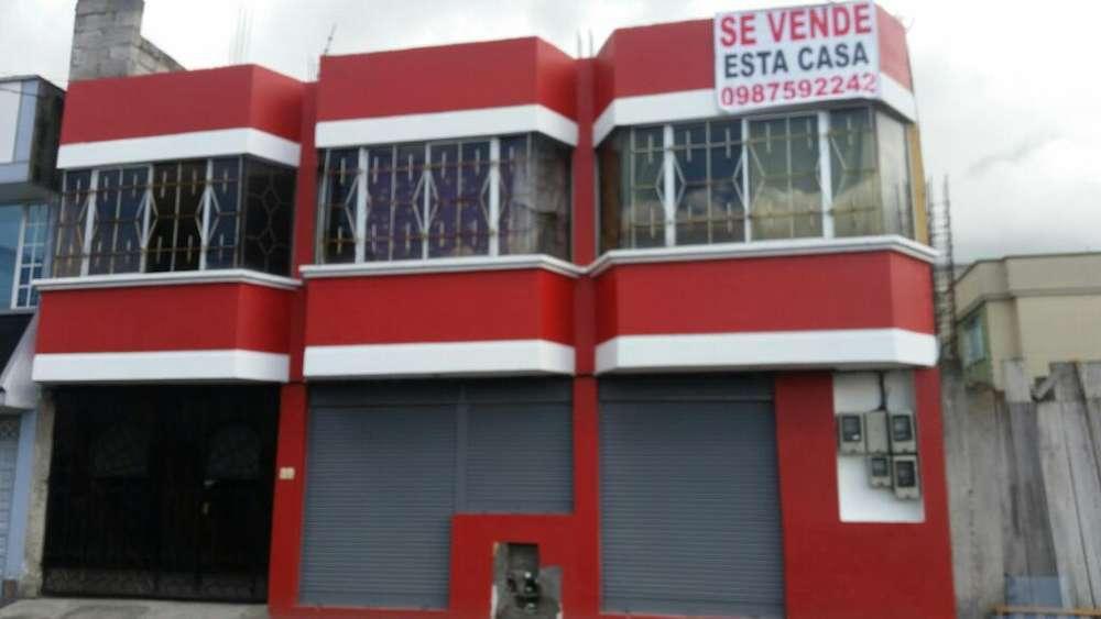 Venta Casa Frente Réplica Mejia Sur Quit
