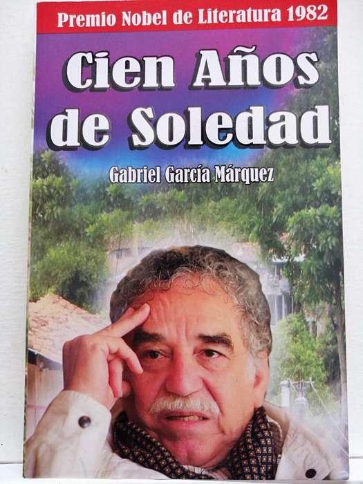 Libro Cien Años De Soledad Gabriel García Márquez