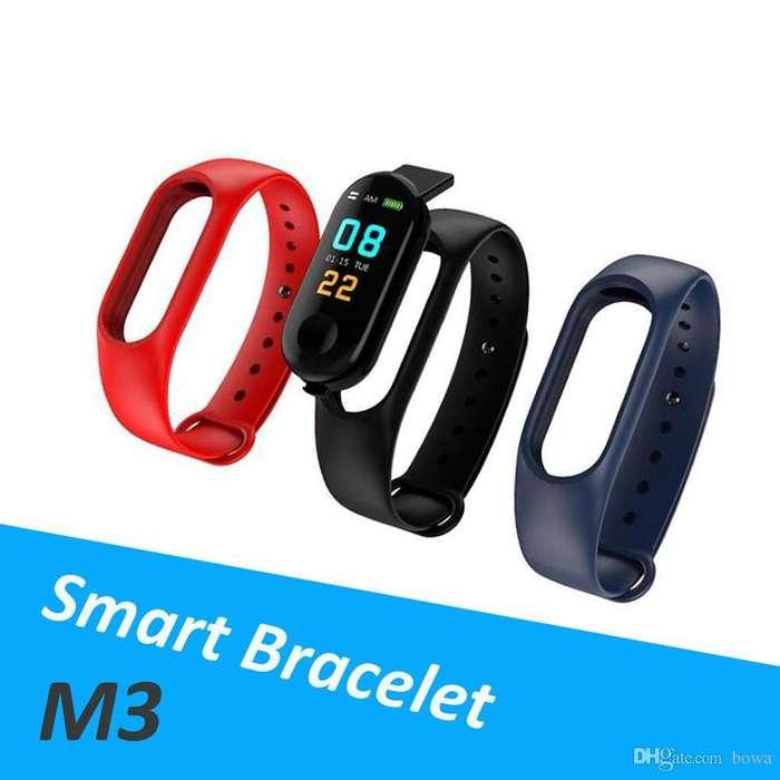 Banda Deportiva M3 NUEVO smartwatch