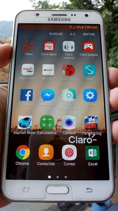 Samsung Galaxy J7 Como Nuevo Barato