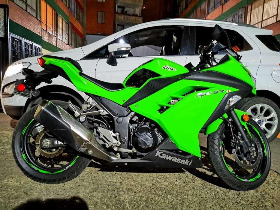 Ninja 300 <strong>kawasaki</strong> - R3