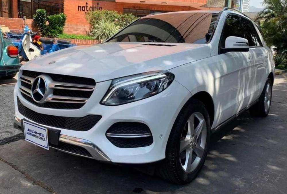 <strong>mercedes-benz</strong> Clase GLE 2016 - 63000 km