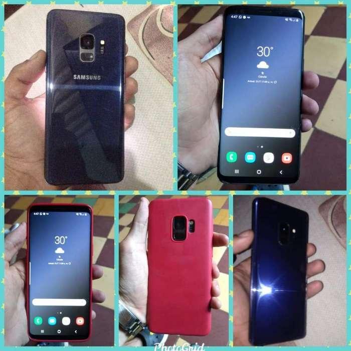 Samsung S9 Bello Buen Precio de 128gb