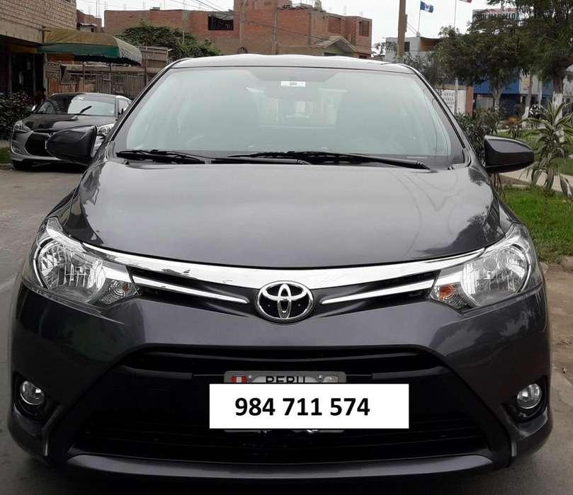 Toyota Yaris 2017 - 22000 km