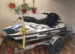 Moto de agua  Yamaha Wave Runner GP 800 R