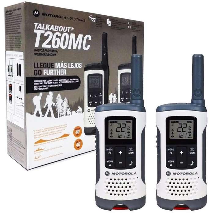 Boquitoqui Motorola Talkabout Serie T260