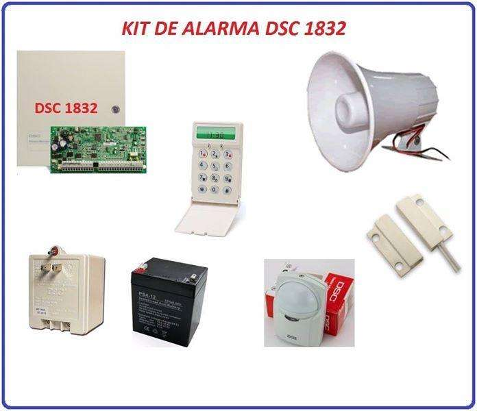 Alarma DSC