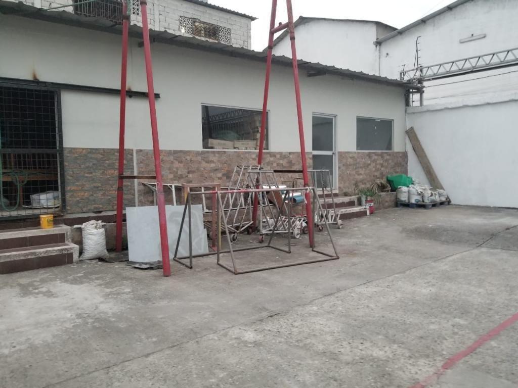 Vendo Galpon Ciudadela Santa Adriana