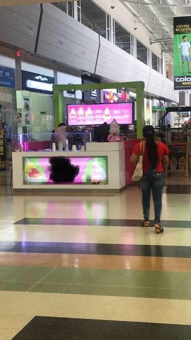 Cedo <strong>local</strong> Comercial Centro Comercial Nuestro Montería Heladería