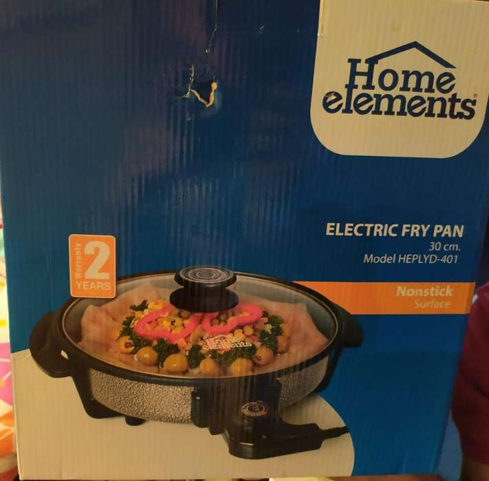 Vendo Sartén Wok eléctrico de 30 cm