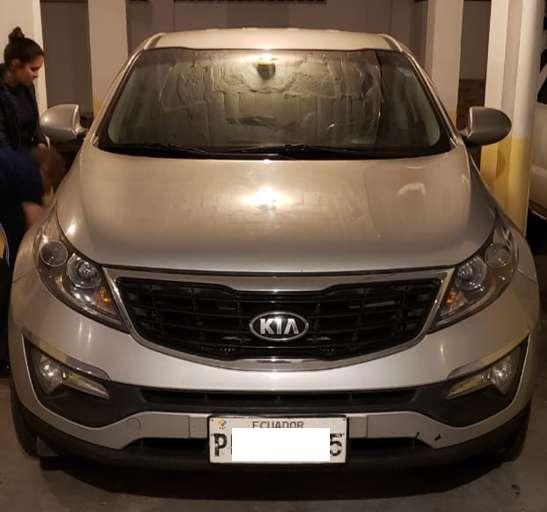 Kia Sportage 2018 - 35000 km