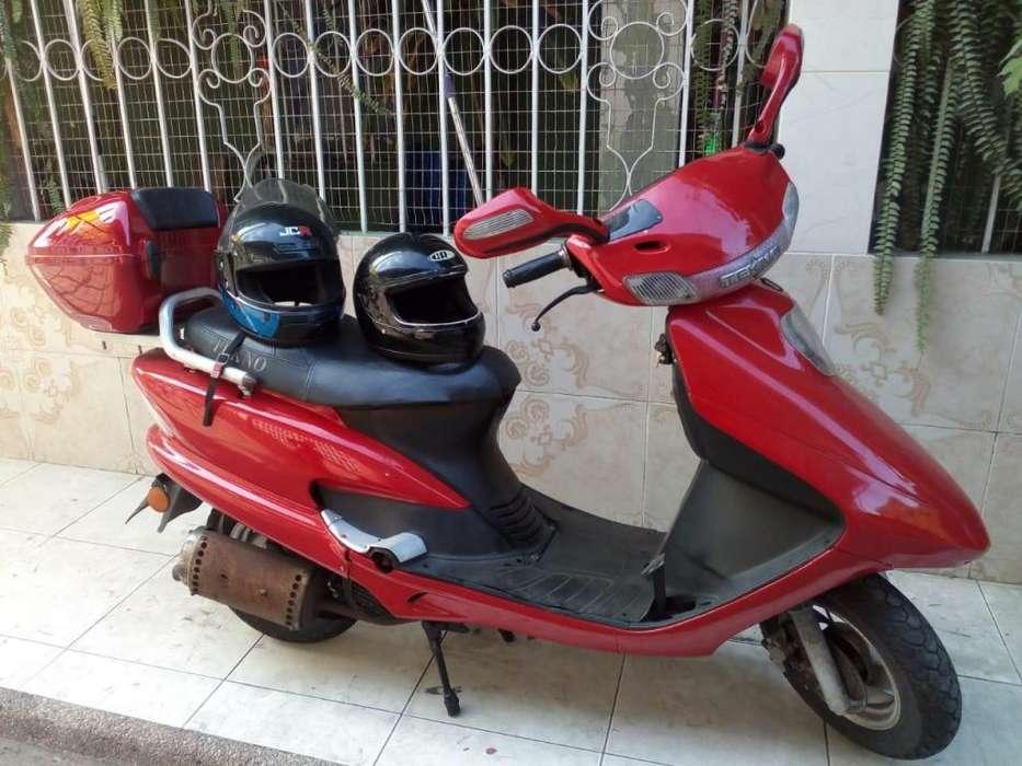 <strong>motoneta</strong> Tekno de 125c
