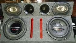 Vendo O Pto Equipo de Audio