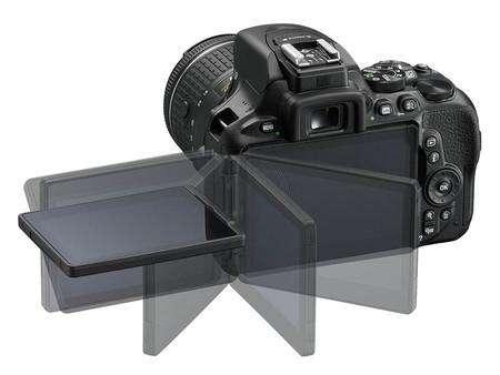 Nikon D5600 Kit 1855 nuevas con garantia oficial
