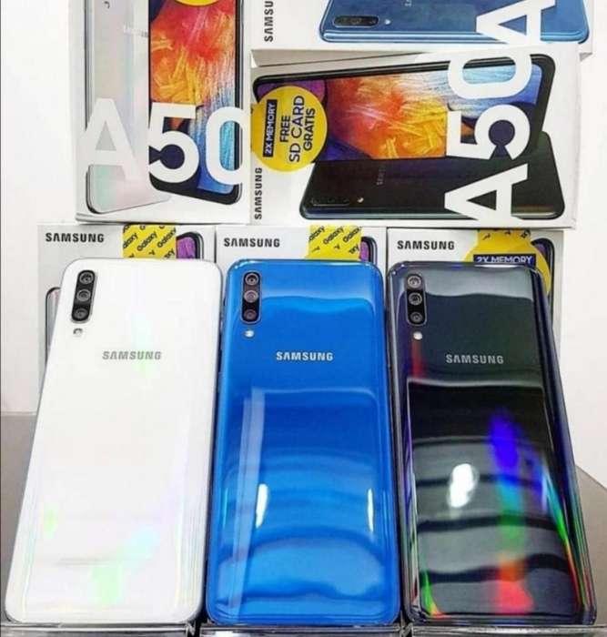 Samsung A50 64gb 128gb Nuevos Sellados