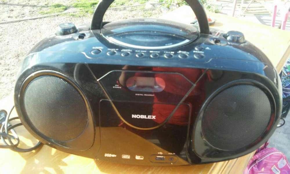 Vendo Radio Grabador Noblex