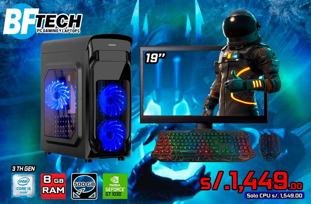 PC GAMING INTEL CORE I5 3TH GEN 22
