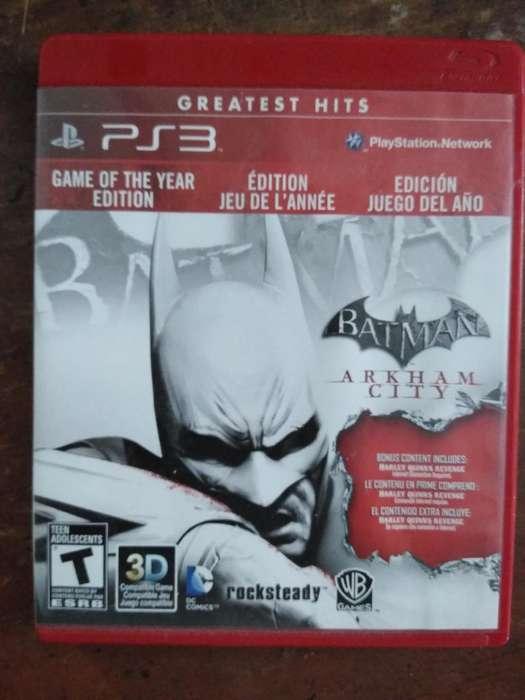Ps3:batman Arkham City