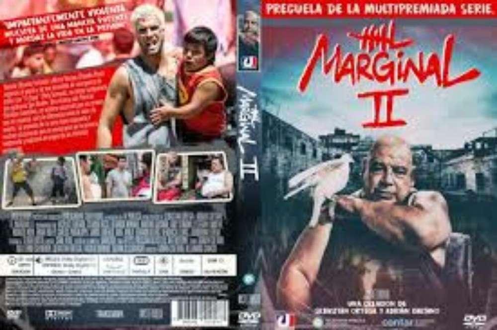 Marginal Temporadas 1 Y 2 Dvd