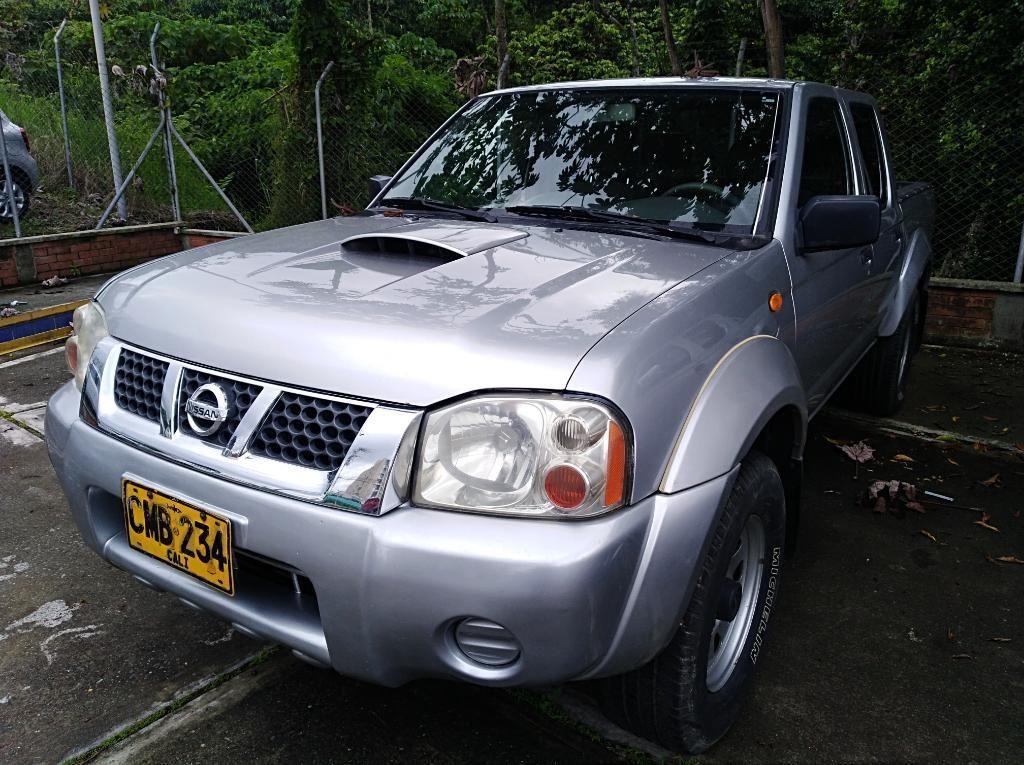 Nissan Frontier 4x2 Disel