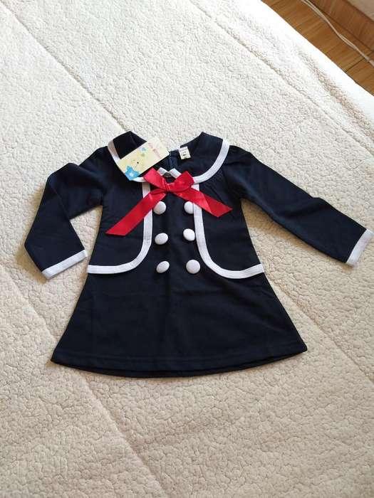 Vestido de Bebé