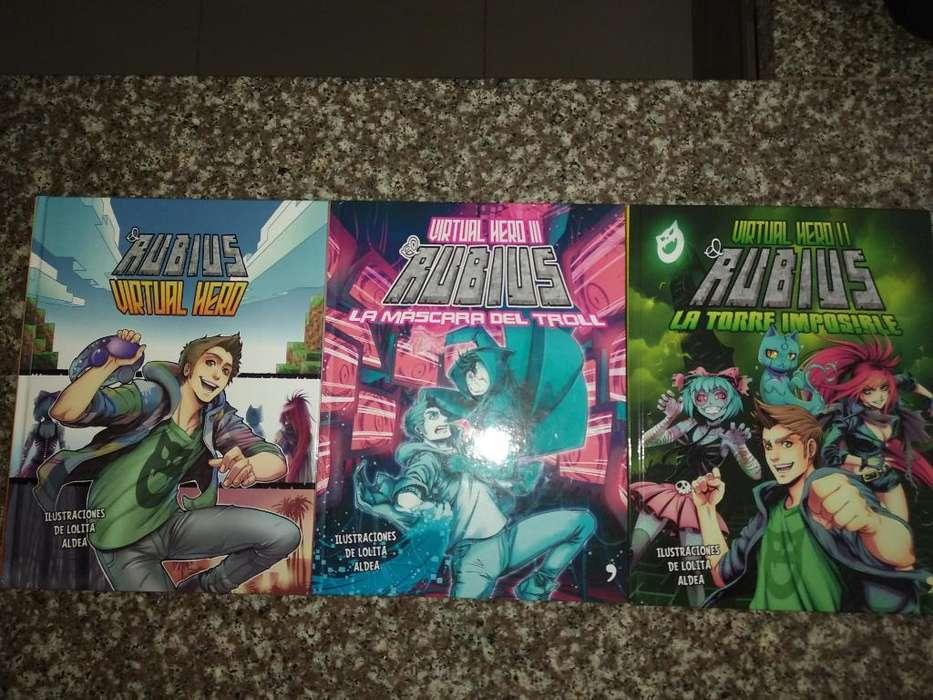 Trilogia de Virtual Hero El Rubius