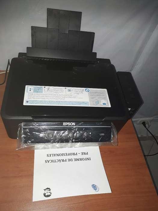 Impresora Epson L355 Wifi. Nuevo