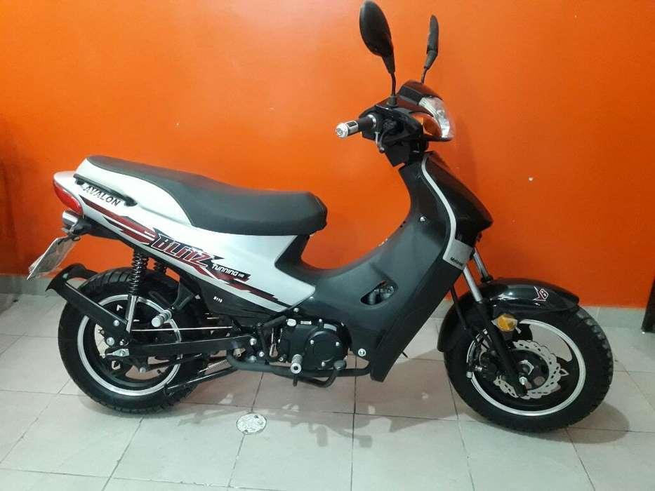 Vdo <strong>moto</strong>mel Blitz 110 2019 Rcbo Tarjeta