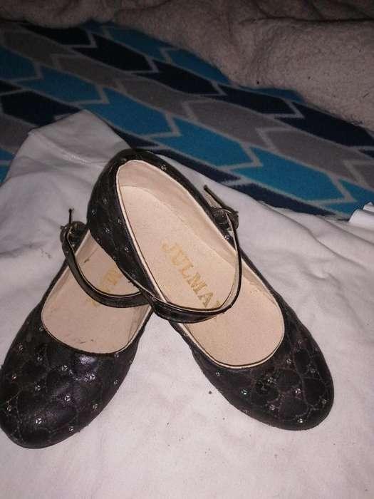 Zapatos Negros Niña
