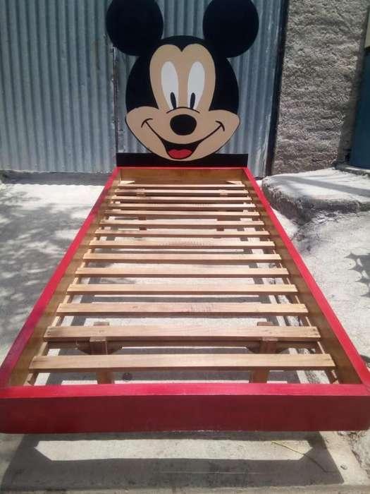 Cama Bellísima de Mickey 2500