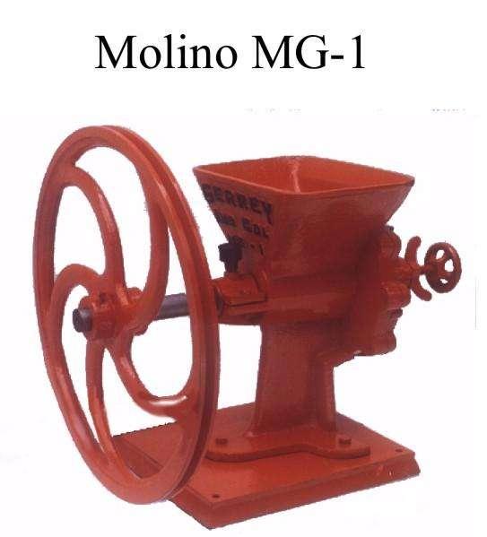 Molino para Granos MG1