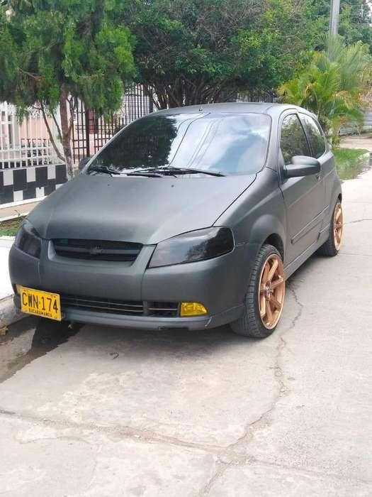 Chevrolet Aveo 2009 - 96000 km