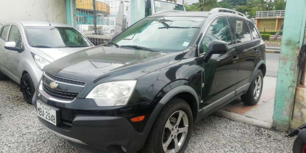 Chevrolet Captiva 2010 - 126000 km