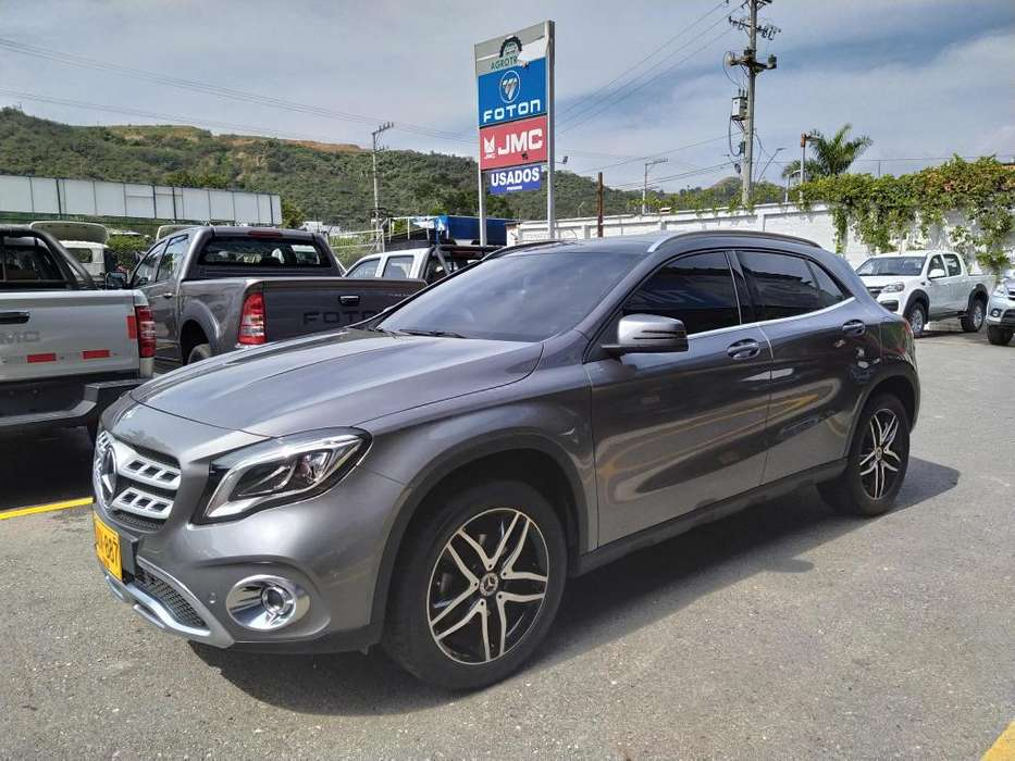 <strong>mercedes</strong>-Benz Clase GLA 2018 - 18000 km