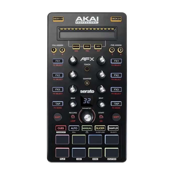 Controlador Akai AFX Dj