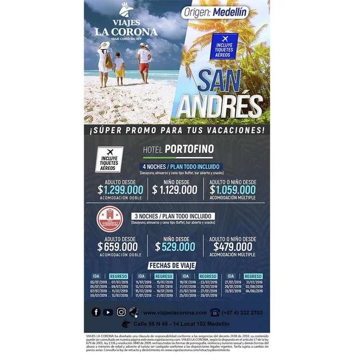 San Andrés con Viajes la Corona 21