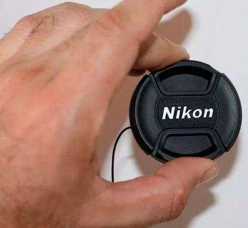 Tapa frontal para Nikon y Canon de varias medidas