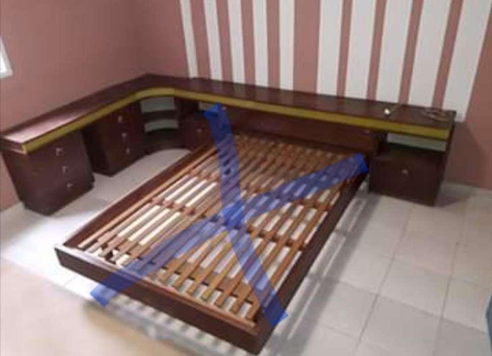 Vendo Juego de <strong>dormitorio</strong>( sin La Cama)
