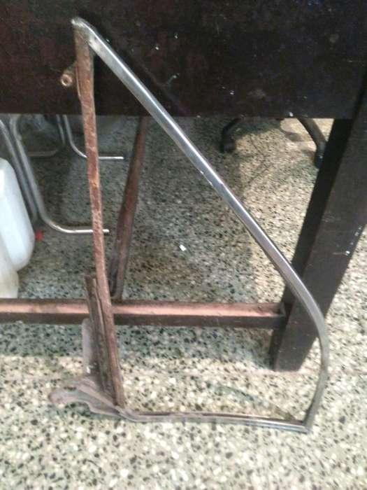 moldura marco ventana trasera coupe torino tsx