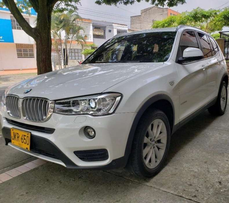 <strong>bmw</strong> X3 2017 - 26000 km