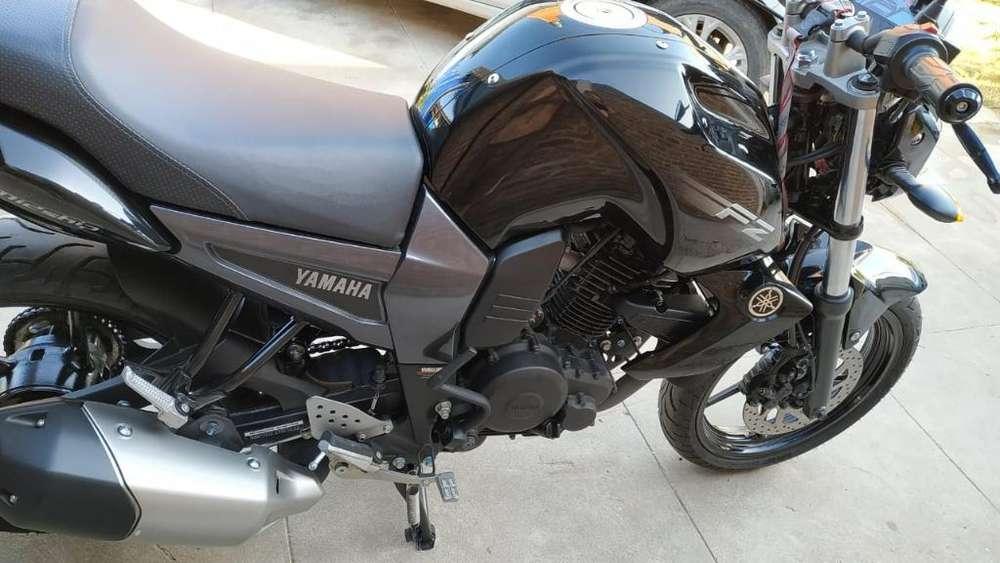 <strong>yamaha</strong> Fz 16 2013