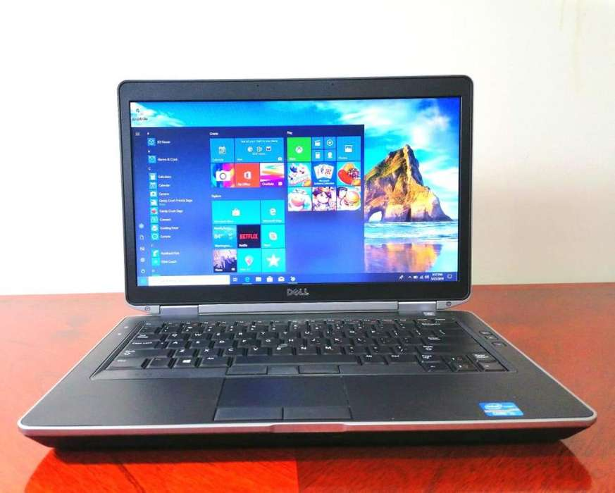 LAPTOP DELL CORE I5, 4GB RAM,320GB DISCO, 2GB T. GRÁFICA, WINDOWS 10. SEMINUEVA, EN BUENAS CONDICIONES