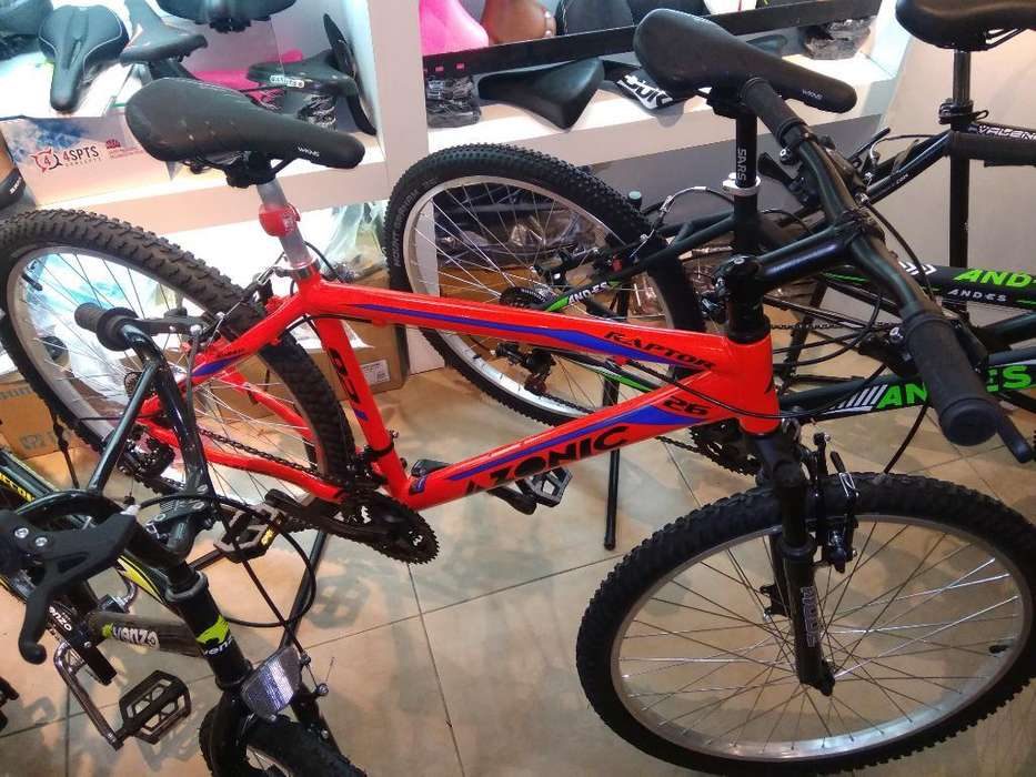 Bicicleta 26 Cambio Shimano
