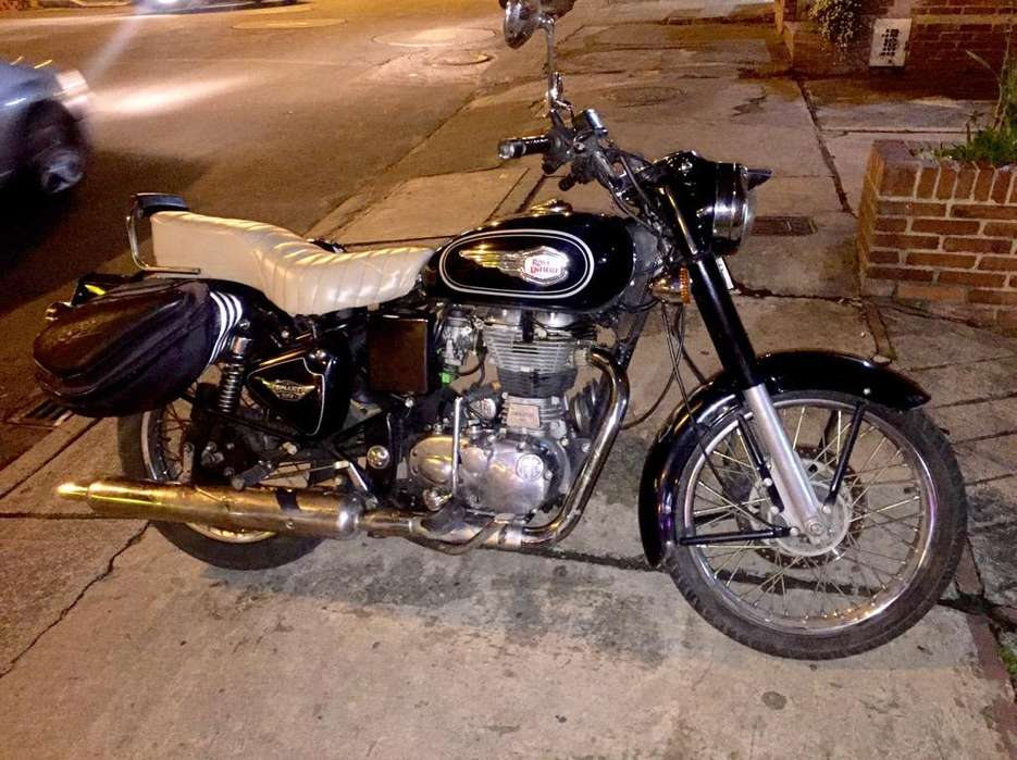 Moto Royal Enfielf bullet 500