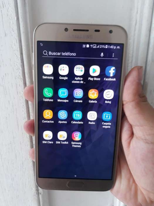Samsung Galaxy J4 Duos 32gb 2ram Factura
