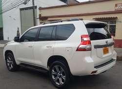 Vendo Toyota Prado Diésel 4x4 Full Equip