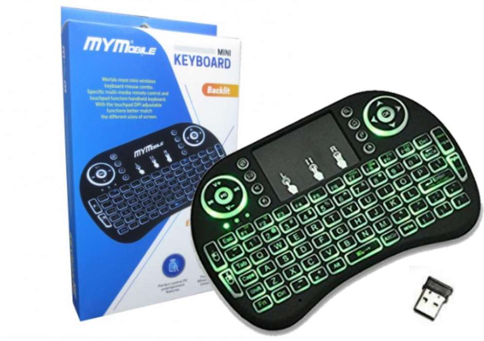 teclado Smart Tv Mymobile Usb Wireles