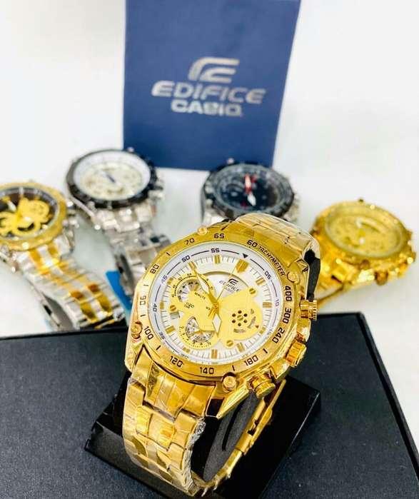 Relojes Casio Edifice para Caballero