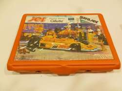 Formula 1 Jet Lole Reuteman, Calcos Impecables
