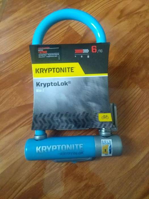 Kryptonite Mini 7